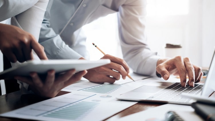 financial statements analysis, annual reports, listed company financial statements