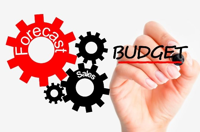 prepare budget and forecast for hotel