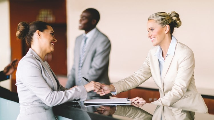 Sales and Marketing courses and best customer service