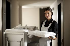Professional Housekeeping, hospitality industry, history of hospitality