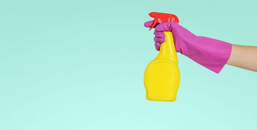 cleaning of metals, housekeeping, hotel management