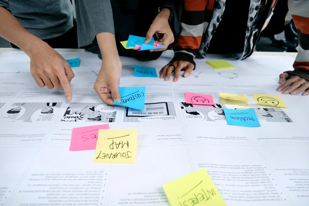 customer journey map and guest experience