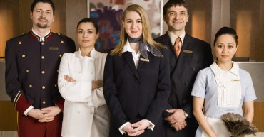 Strengths of a hospitality employee
