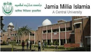 JAMIA MILLIA ISLAMIA UNIVERSITY-[JMI], NEW DELHI