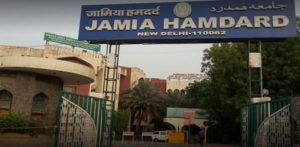 JAMIA HAMDARD UNIVERSITY, NEW DELHI